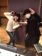Akuno-P y Asami Shimoda