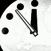 Doomsday Clock Icon