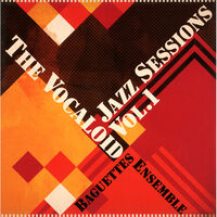 The vocaloid jazz sessions vol.1 album illust