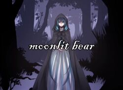 Moonlit bear