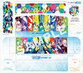 VOCALOID 超BEST -impacts- pencil case