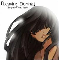 Leaving Donna Album Art