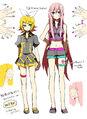 Rin & Luka Nou Shou Sakuretsu Girl