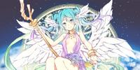 まさに・・・まさに・・・女神サマ!! (Masa ni... Masa ni... Megami-sama!!)