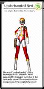 X module hikyou red