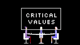 """Image of """"Critical Values"""""""