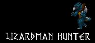 Lizardman Hunter
