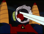 Ep.34.103 - Golion puts Delta's eye out