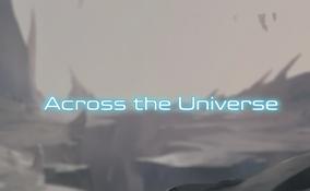 Voltron S2 Title Across the Universe