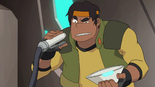 54. Hunk is gonna get goo'd