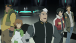 Team Voltron Will Dress Uniforms
