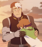 Pidge & Shiro