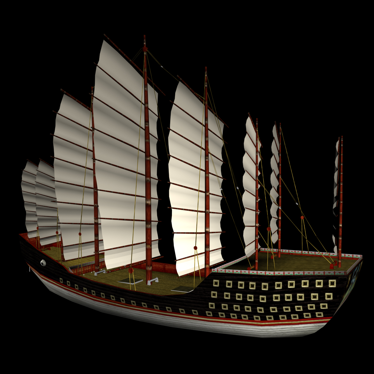 joining zheng he on his journey as a ships navigator On his return, zheng he use the student reading and the image of a sixteenth-century iberian ship superimposed on one of zheng he's treasure ships (at the.
