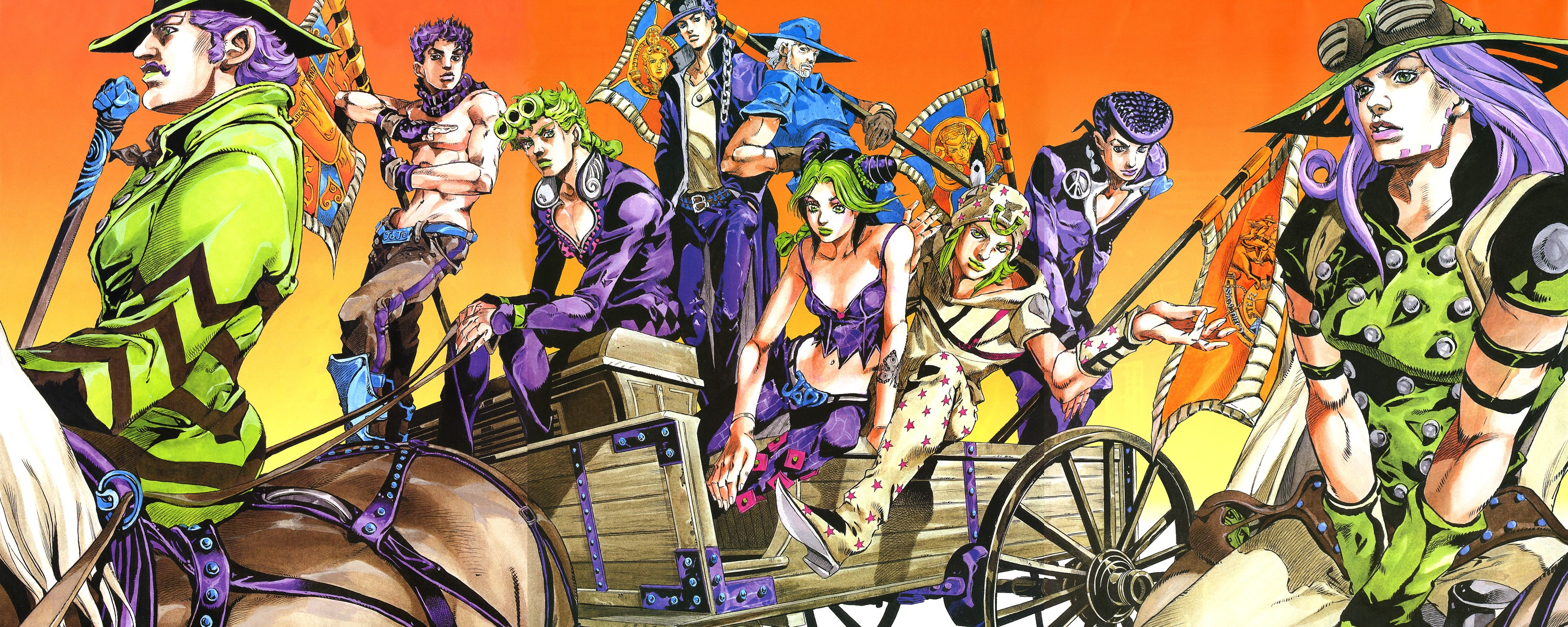 Image result for jojo's bizarre adventure
