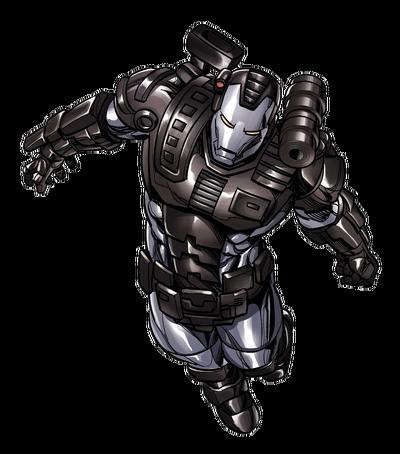 War Machine Render
