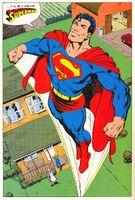 Superman - First flight