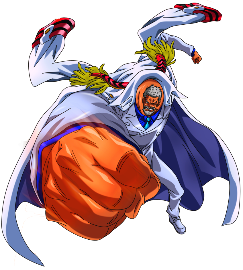 Galerry OBD Wiki Character Profile Monkey D Garp