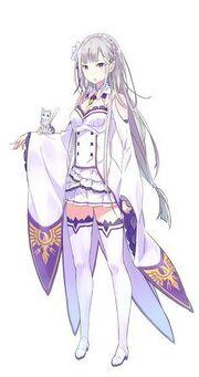 Emilia re zero