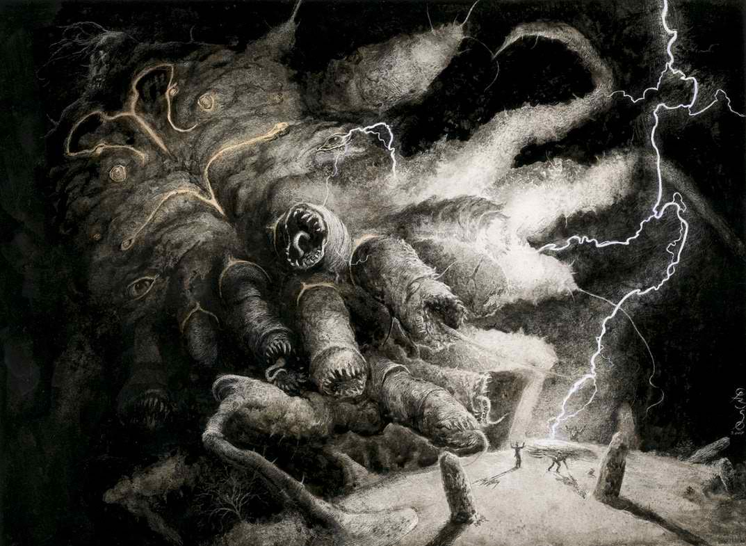 Spooky Laboratory: The Dunwich Horror