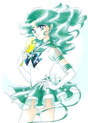 Eternal Sailor Neptune