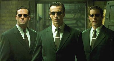 Agents trailer copy