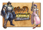 Wild Guns Reloaded PS4 cover