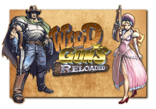 File:Wild Guns Reloaded PS4 cover.png