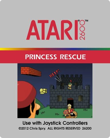 File:Atari 2600 Princess Rescue box art.jpg