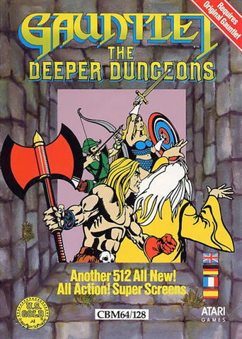 File:Gauntlet The Deeper Dungeons C64 cover.jpg