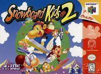 Snowboard Kids 2 N64