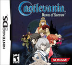 Castlevania-dawn