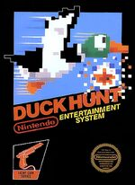 Duck Hunt NES cover