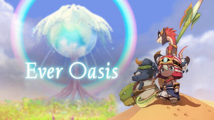 File:Ever Oasis 3DS art.jpg