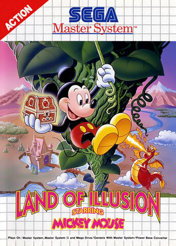 File:Mickey Mouse Land of Illusion SMS box art.jpg