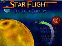 StarFlighttheLostColony