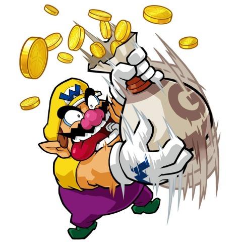 Wario loot