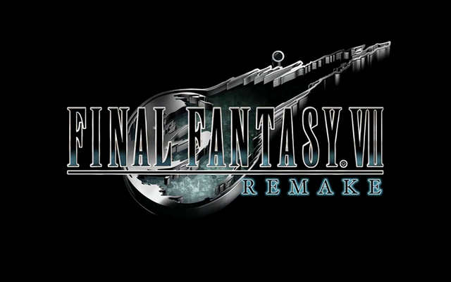 File:Final Fantasy VII Remake cover.png