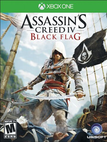 File:Assassins Creed IV Black Flag Xbox One cover.jpg