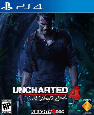 File:Uncharted 4 PS4 cover.jpg