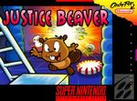 Justice Beaver SNES cover