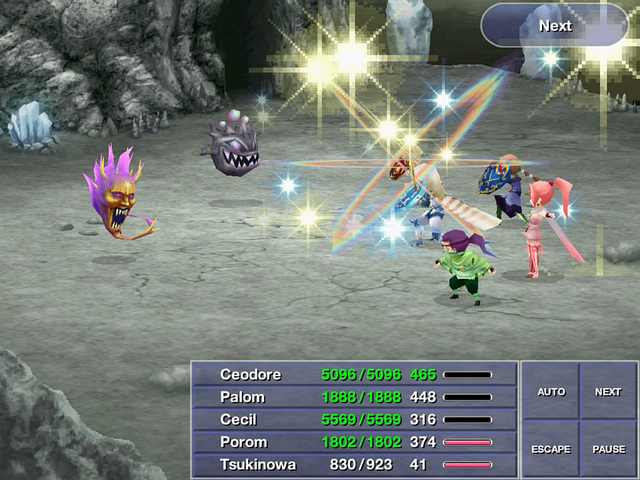 File:Final Fantasy IV - The After Years iOS.png