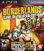Borderlands 2 of the year goty xl