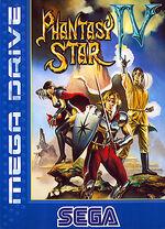 Phantasy Star EotM cover
