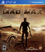 Mad max ps4 cover version by domestrialization-d6zzg6n
