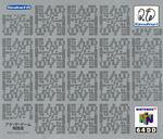 Doshin the Giant 64DD cover