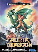 Alisia Dragoon PAL