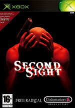 Second Sight xbox cover