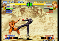 KoF2000Screenshot