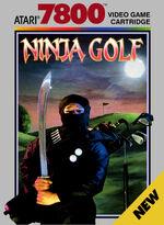 Ninja Golf 7800 Cover
