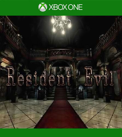 File:Resident Evil Xbox One cover.jpg